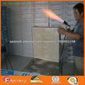panel de techo de fibra mineral aislante térmico