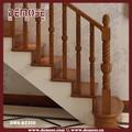pasamanos de madera para escaleras deinterior
