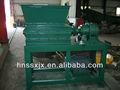de residuos de caucho trituradoras trituradoras para los residuos y los neumáticos de goma