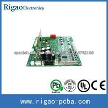 máquina para hacer el circuito impreso