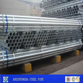 3/4 pulgadas de tubo de acero galvanizado
