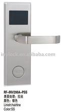 El hotel seguridad cerradura de la puerta rf-inv200