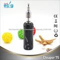 popular por parte vaping De China al por mayor dispositivo vaping calidad barato y bueno Cloupor T5 modz vapor negro