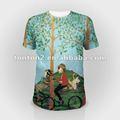 venta al por mayor de diseño personalizado camisetas t