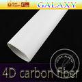nouveau design bulle mode film de vinyle de fibre de carbone libre 4d