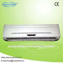 el certificado del ce de ahorro de energía de aire acondicionado de interior de la bobina del ventilador unidad