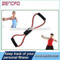 mejor venta suave de resistencia de fitness ejercicio banda de pecho expansor