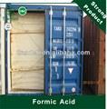 Fabricante de ácido fórmico 90% para la industria del cuero