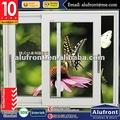 vidrio de aluminio de la ventana corredera con as2047 certificado