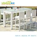 un restaurante barato y mesas sillas de hierro forjado marco de sillas y mesas
