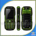 Militar Teléfono móvil Cámara impermeable IP67 Bluetooth