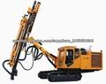 SMMEZL138E hidráulica Equipos de perforación de superficie de minería de iron ore mineral de hierro 25 m profundidad del agujero