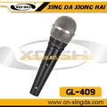 Gl-409 de alta sensibilidad del micrófono con conexión de cable
