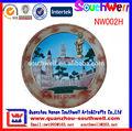 personalizado souvenir turístico país ronda de placas