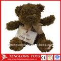 personalizado de peluche oso de peluche para la promoción