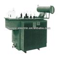 Sz9-400-20000 tres- fase de aceite- inmerso en- la tensión de carga- regulación de potencia del transformador