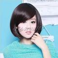 mujeres pelucas cortas corto de encaje completa Pelucas pelucas de pelo sintético