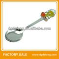 sopa chinesa de liga de zinco barato talheres colher