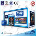Lo nuevo simulador dinámico 7d 5d cine 9d simulador