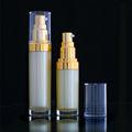 hidratar 35ml ronda cosméticos contenedor de aerosol
