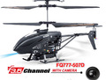 juguetes a control remoto mini helicoptero camera 1.3mpx infra red rc 3.5canales