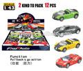 popular coche juguete mini carrera coche