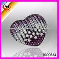 Diseños de la luna JOYERÍA-R000534 anillo última boda, anillos de diamantes