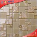 HSD51 Fabrica de bloco de vidro do luz marrom banheiro cozinha aconchegante casa mosaico