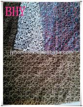 magnífica de colores de moda de la tela de encaje colores 5