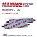 Máquina de impresión heidelberg piezas/rodillos de impresión para 52 gto