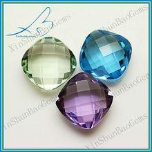 sueltas naturales de cristal de piedra
