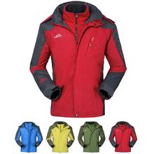 Chaqueta impermeable chaqueta de invierno de los hombres