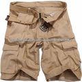 fábrica de China 100% algodón personalizar pantalones cortos para hombres