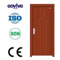 Eco- ambiente material para los modelos de puertas de madera exterior