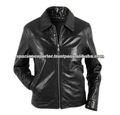 diseño de moda de cuero baratos chaquetas para los hombres