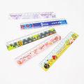 Licheng la106 regla de promoción, baratos 15cm regla de plástico