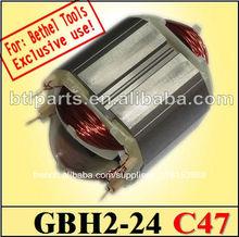 Bosch gbh2-24 dsr induit et le stator bosch gbh 2-24 bosch bosch 24 armaure stator, bosch gbh 2-24 marteau partie