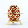 2014 nueva moda decorativa huevo de pascua( hsd- mc- 177)