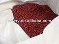 Chino de color rojo oscuro judíasverdes( britich) 200- pcs 220/100g