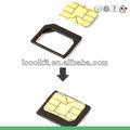 para el iphone 5 2013 nueva que viene nano sim sim micro adaptador