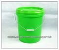 13L cubos de plástico exo-amigables para el sector industrial
