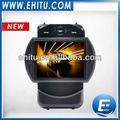 2013 la nueva manera 2.5'' monitor 1080p verdadero oitez g2 1080p 1080p GPS del coche V1000GS grabadora