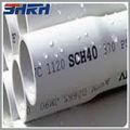 astm sch40 rígido pvc tubo de drenaje