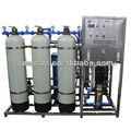 Reverse Osmosis potable línea de tratamiento equipos de la planta de agua RO-1000J (500L / h)