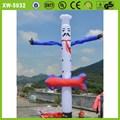 El baile de publicidad inflable hombre/mini sky dancer con la flecha