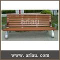 al aire libre bancos de madera rústicos (Arlau FW181)