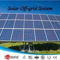 2014 de alta eficiencia y bajo costo energía del sol