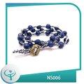 2014 china chakra envoltura hecha a mano brazalete de piedras preciosas de la moda de curación barato al por mayor