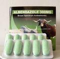 antibióticos veterinarios Albendazol 250 mg en bolo