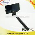 تمدد اليد المعقودة monopod selfie للكاميرازيادة تعديل المحمولة monopod